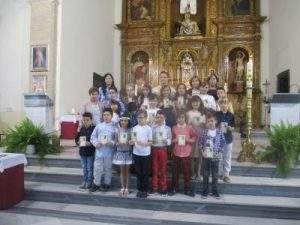 parroquia de la encarnacion del senor tabernas