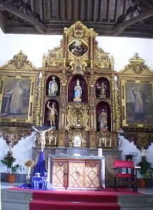 parroquia de la encarnacion huetor santillan 1