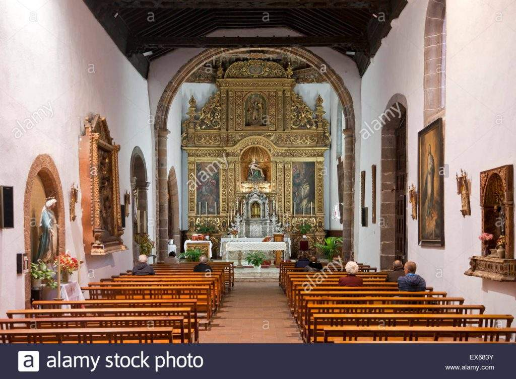 parroquia de la encarnacion la cuesta san cristobal de la laguna
