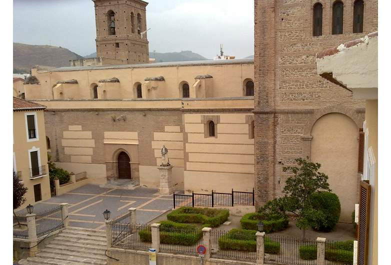parroquia de la encarnacion motril