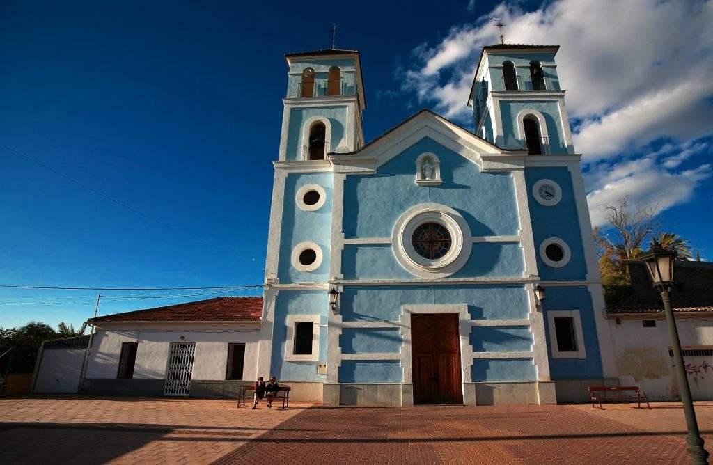 parroquia de la encarnacion murcia