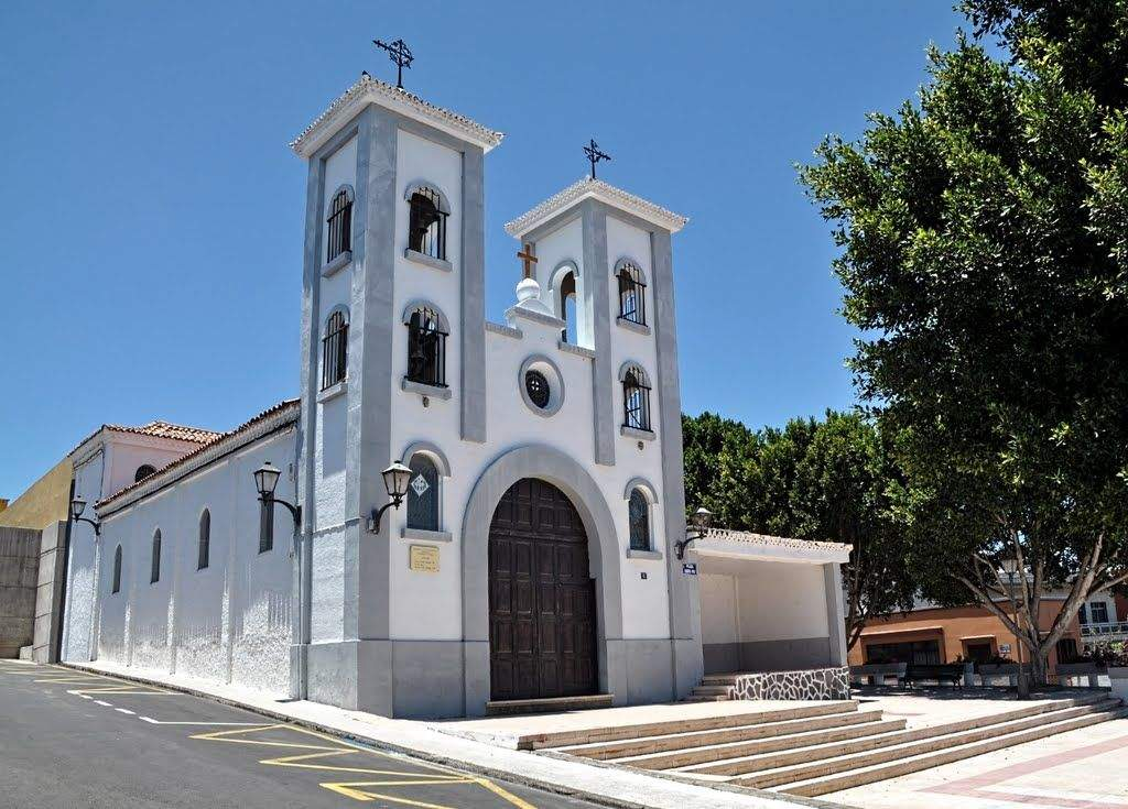 parroquia de la exaltacion de la santa cruz llano del moro 1