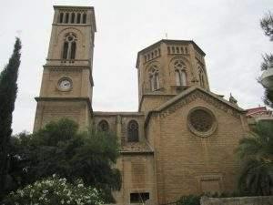 parroquia de la immaculada concepcio sant magi palma de mallorca