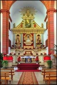 parroquia de la immaculada concepcio santa maria de meia