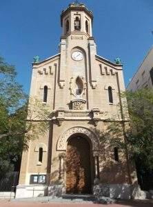 Parroquia de la Immaculada (Vilanova i La Geltrú)