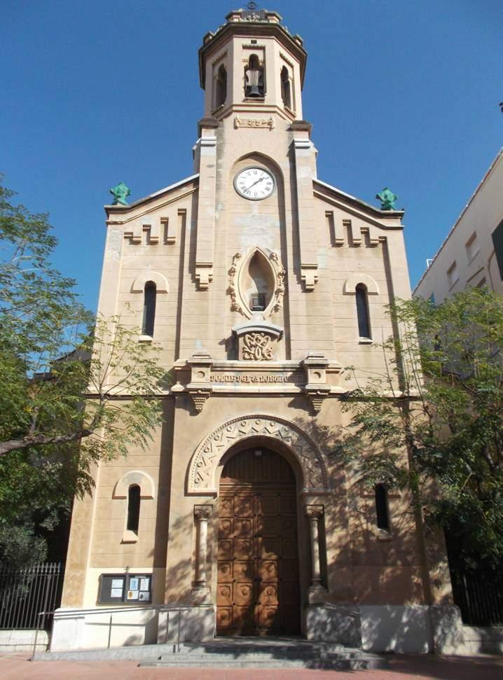 parroquia de la immaculada vilanova i la geltru