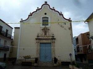 parroquia de la inmaculada anna