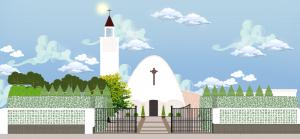Parroquia de la Inmaculada (Campamento) (San Roque)