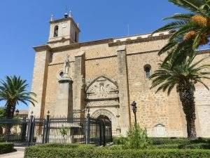 parroquia de la inmaculada concepcion alcaudete de la jara