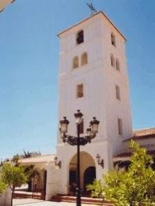 Parroquia de la Inmaculada Concepción (Arroyo de la Miel) (Benalmádena)