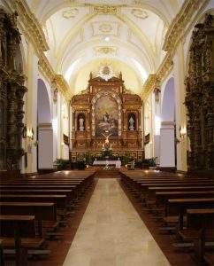 Parroquia de la Inmaculada Concepción (Herencia)