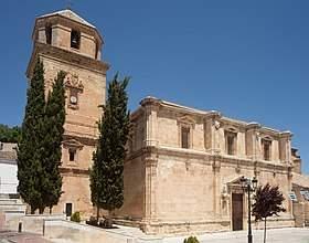 parroquia de la inmaculada concepcion huelma