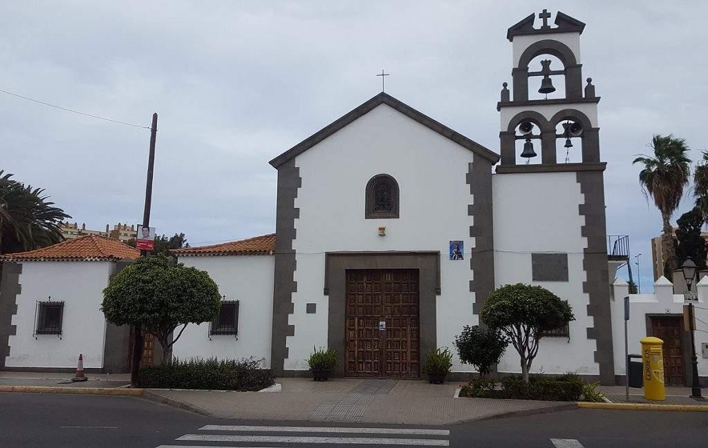 parroquia de la inmaculada concepcion jinamar telde