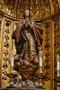 parroquia de la inmaculada concepcion matillas