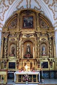 parroquia de la inmaculada concepcion narros de cuellar