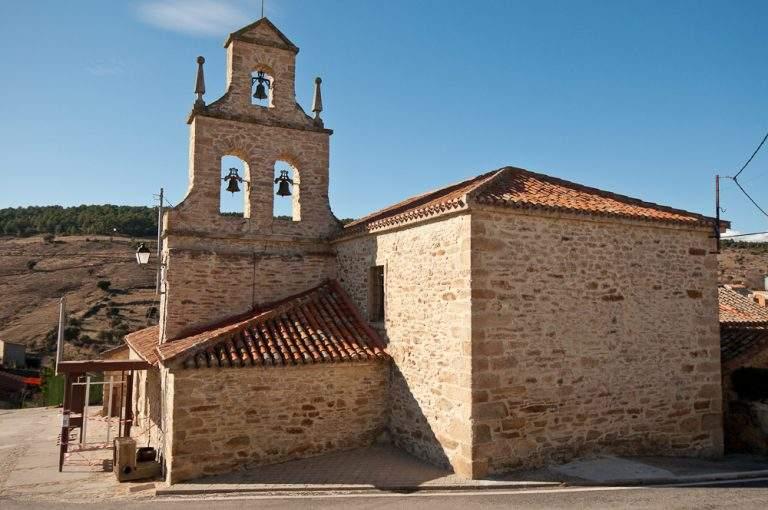 parroquia de la inmaculada concepcion paredes de buitrago