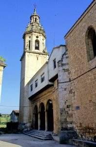 parroquia de la inmaculada concepcion salinillas de buradon