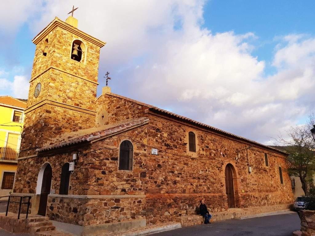 parroquia de la inmaculada concepcion solana del pino