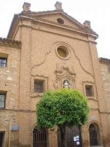 Parroquia de la Inmaculada (Convento de las Capuchinas) (Tudela)