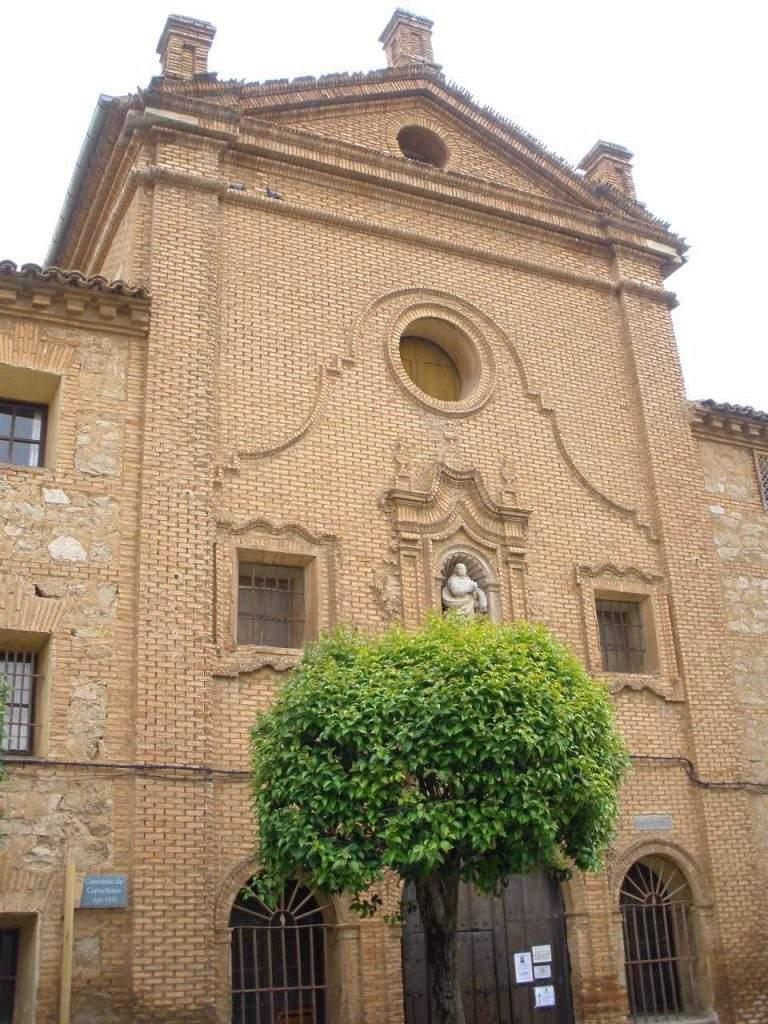 parroquia de la inmaculada convento de las capuchinas tudela