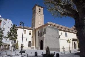parroquia de la inmaculada durcal