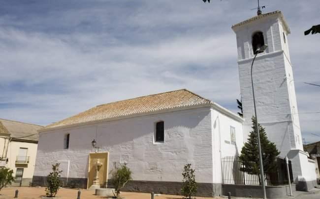 parroquia de la inmaculada la malaha
