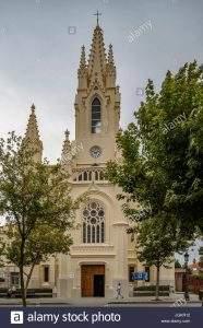 parroquia de la inmaculada redentoristas santander