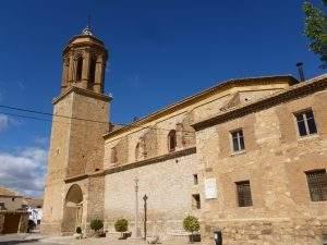 parroquia de la inmaculada santa eulalia del campo