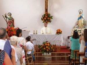 Parroquia de la Inmaculada y San Andrés (Barranquillo Andrés y Soria) (Mogán)