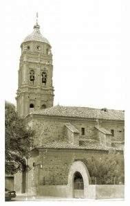 parroquia de la invencion de la santa cruz alba