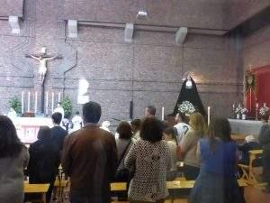 parroquia de la madre de dios jerez de la frontera