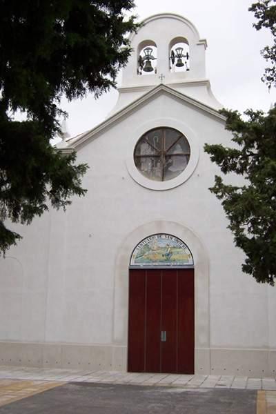 parroquia de la madre santisima de la luz quart de poblet