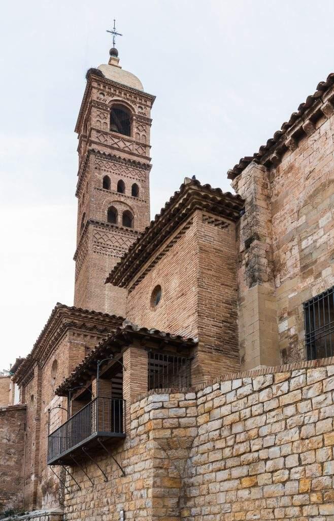 parroquia de la magdalena tarazona