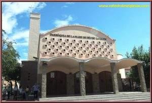 parroquia de la mare de deu de la llum lhospitalet de llobregat 1