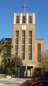 Parroquia de la Mare de Déu de la Salut (Badalona)