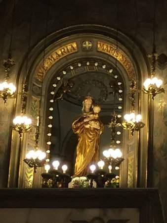 parroquia de la mare de deu de la salut barcelona 1