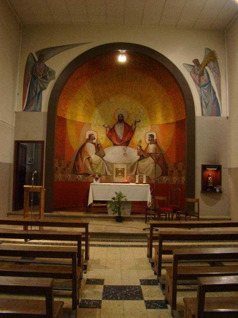 parroquia de la mare de deu de montserrat sant boi de llobregat