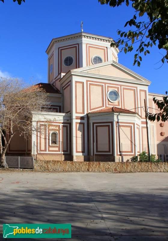parroquia de la mare de deu de port barcelona 1