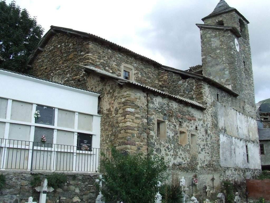 parroquia de la mare de deu del boix mont ros