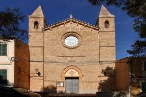 parroquia de la mare de deu del carme portocolom