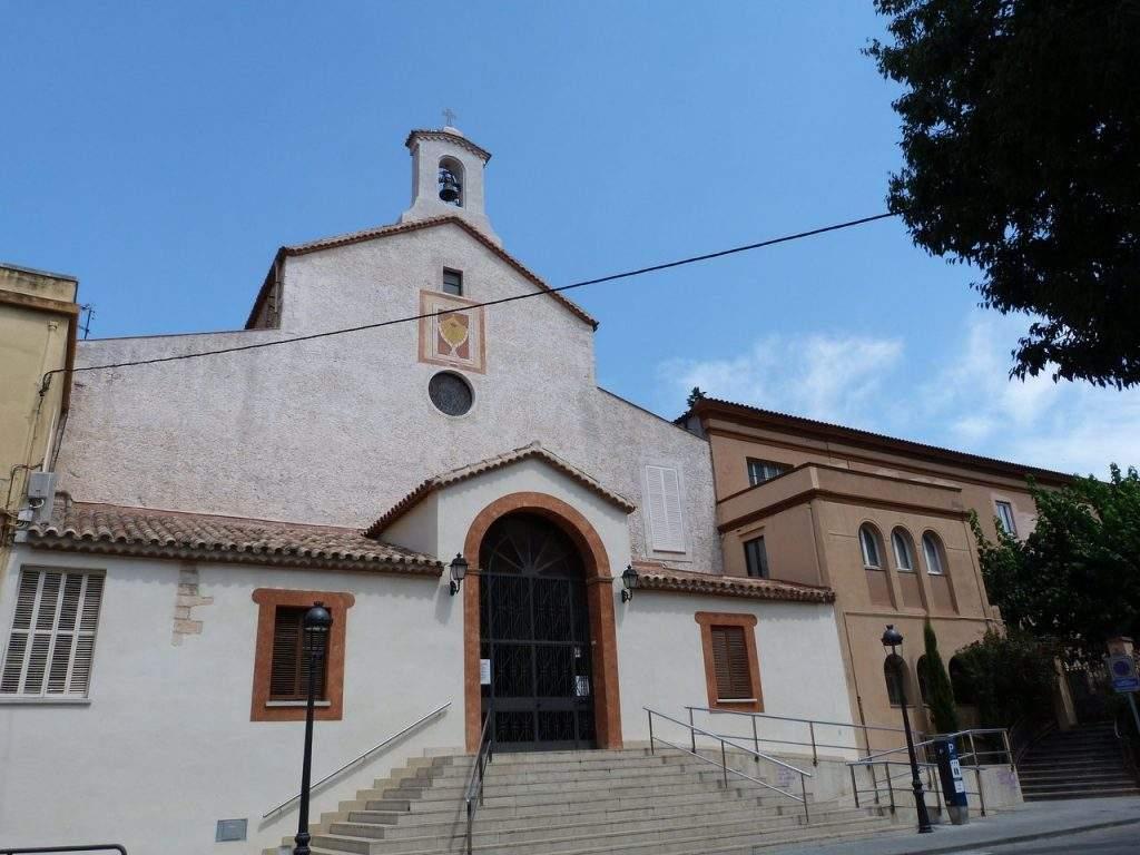 parroquia de la mare de deu del carme valls