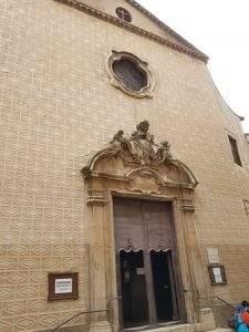 parroquia de la mare de deu del carme vic