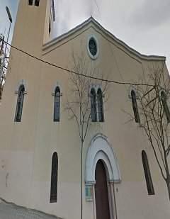 parroquia de la mare de deu del pilar el masnou