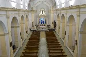 parroquia de la mare de deu del roser es castell