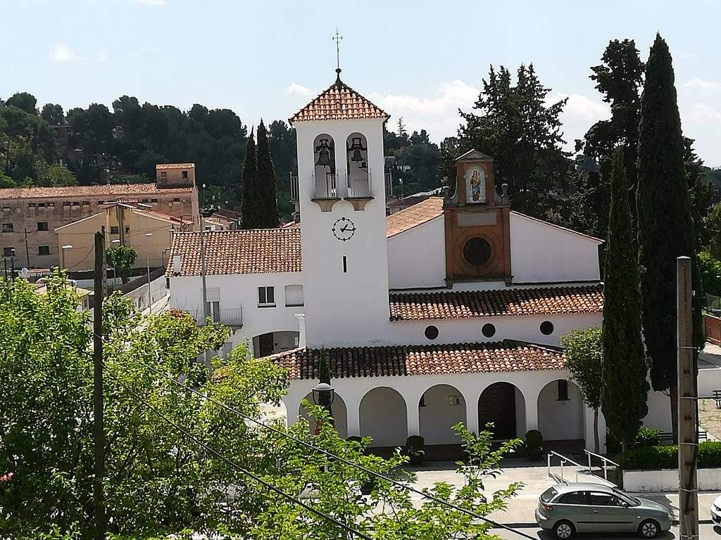 parroquia de la mare de deu del roser les fonts terrassa