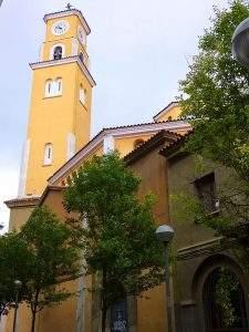 Parroquia de la Mare de Déu dels Desamparats (L'Hospitalet de Llobregat)