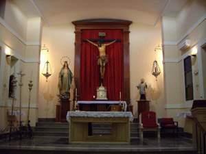 parroquia de la milagrosa sevilla