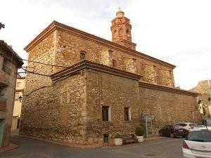 parroquia de la natividad de la virgen utrillas