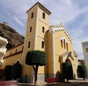 parroquia de la natividad de nuestra senora albunol 1