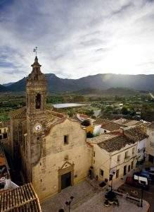 parroquia de la natividad de nuestra senora alcalali